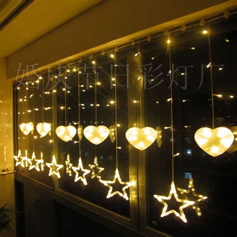 window string lights decorations for windows with lights
