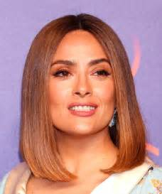 Salma Hayek Hairstyles by Salma Hayek Hairstyles In 2018
