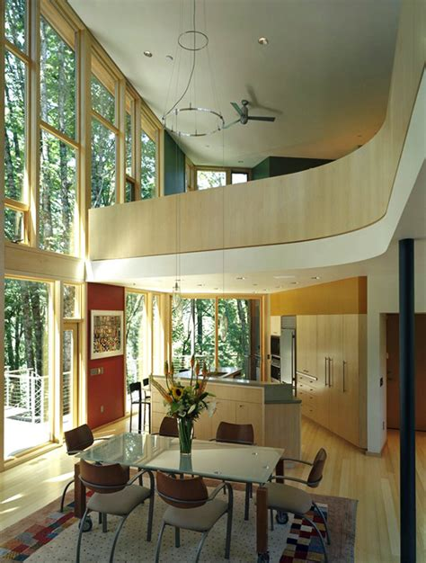 organic architecture house design with