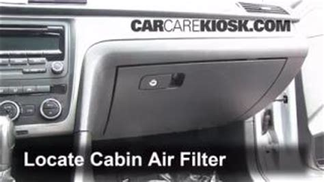 How Often To Change Cabin Air Filter by 2012 2016 Volkswagen Passat Engine Air Filter Check 2012