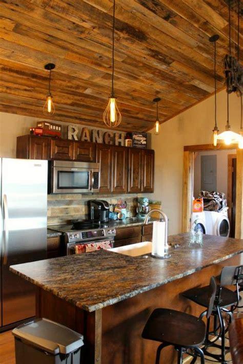 rustikale küchengestaltung nauhuri k 252 chengestaltung ideen neuesten design