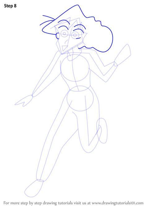 tutorial alis shinchan step by step how to draw mitzi from shin chan
