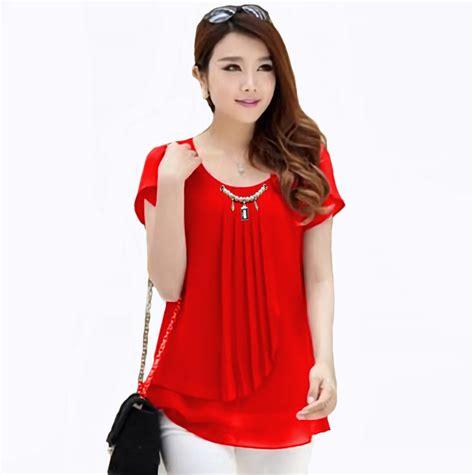 Blouse Baju Atasan Wanita jual atasan baju pakaian blouse model korea wanita korean