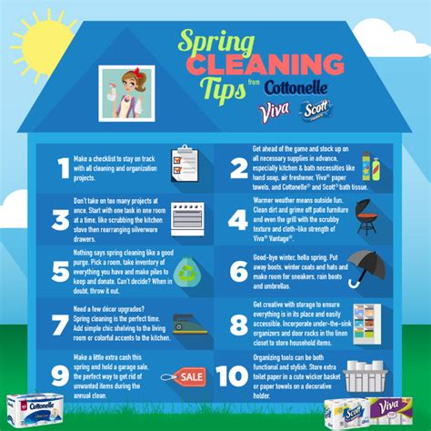 spring cleaning tips how to make spring cleaning fun