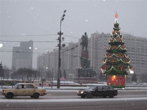 new year in russia new year tree
