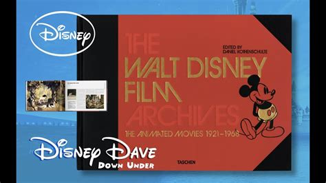 disney s aulani review guide books walt disney archives the animated 1921 1968