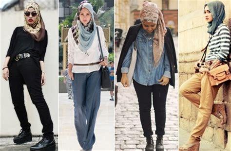 tutorial hijab untuk anak tomboy tips berhijab untuk gadis tomboy hijabnesia portal