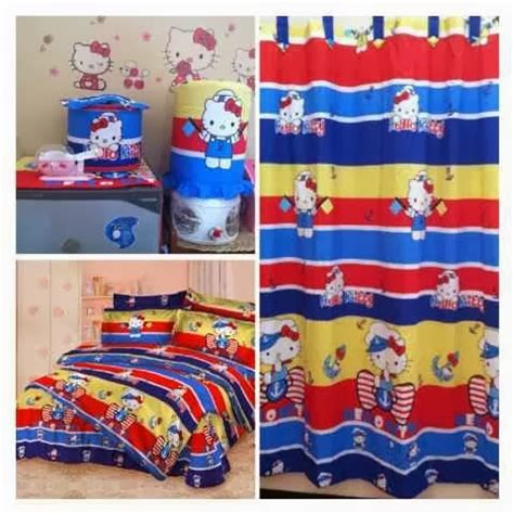 Set Sarung Gkm Galon Kulkas Magic Motif grosir sprei bedcover gorden sarung bantal kursi gkm