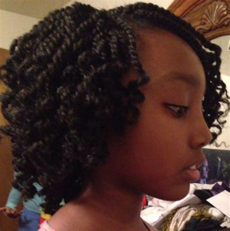 crochet kinky hairstyles kinky twist crochet braids extensions pinterest