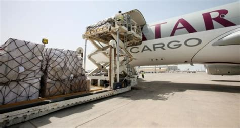 qatar outlines expansion plans and target markets air cargo week