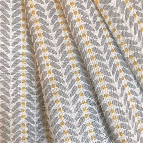 grey and yellow curtain fabric best 25 yellow and grey curtains ideas on pinterest
