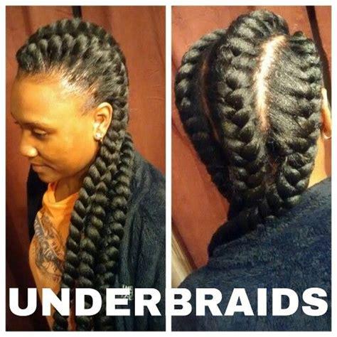 black underbraids style 121 best images about goddess braids on pinterest ghana