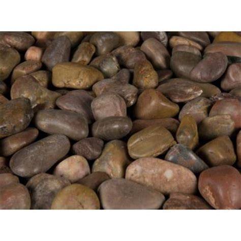 ms international 40 lb large polished pebbles bag