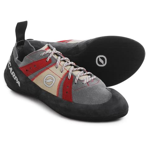 scarpa climbing shoes scarpa helix climbing shoes for 155pt save 71