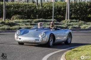 Porsche 550 Spyder Kit Porsche 550 Spyder 1 March 2017 Autogespot