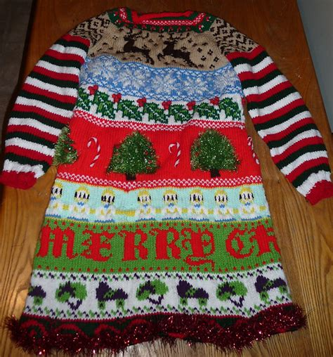 knitting pattern ugly christmas sweater ugly christmas sweater dress knitting
