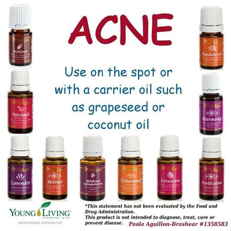 Treating Acne With Essential Oils by 180 Best Images About Essential Oils On