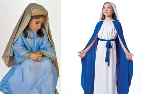 imagenes de vestidos de virgen maria disfraz de virgen mar 237 a paso a paso c 243 mo hacerlo de forma