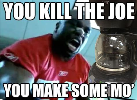 Terry Tate Office Linebacker Coffee by Coffee Pot Memes