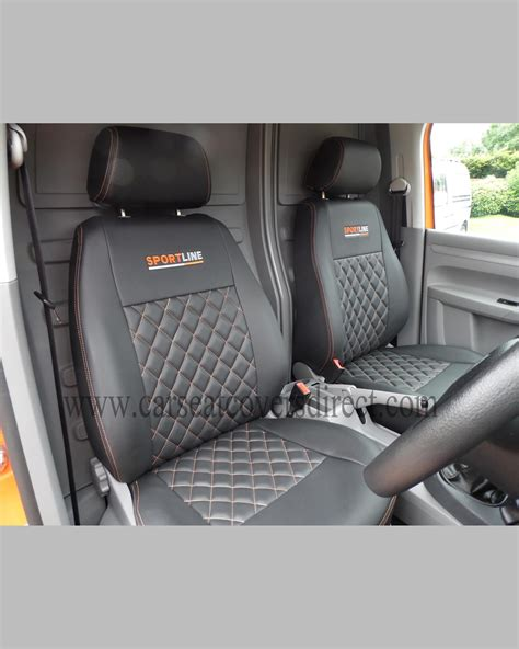 vw caddy back seats custom seat covers custom seat covers