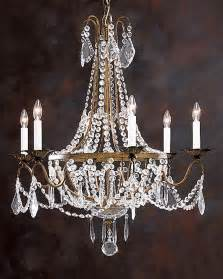 chandeliers with crystals chandelier and empire style chandelier