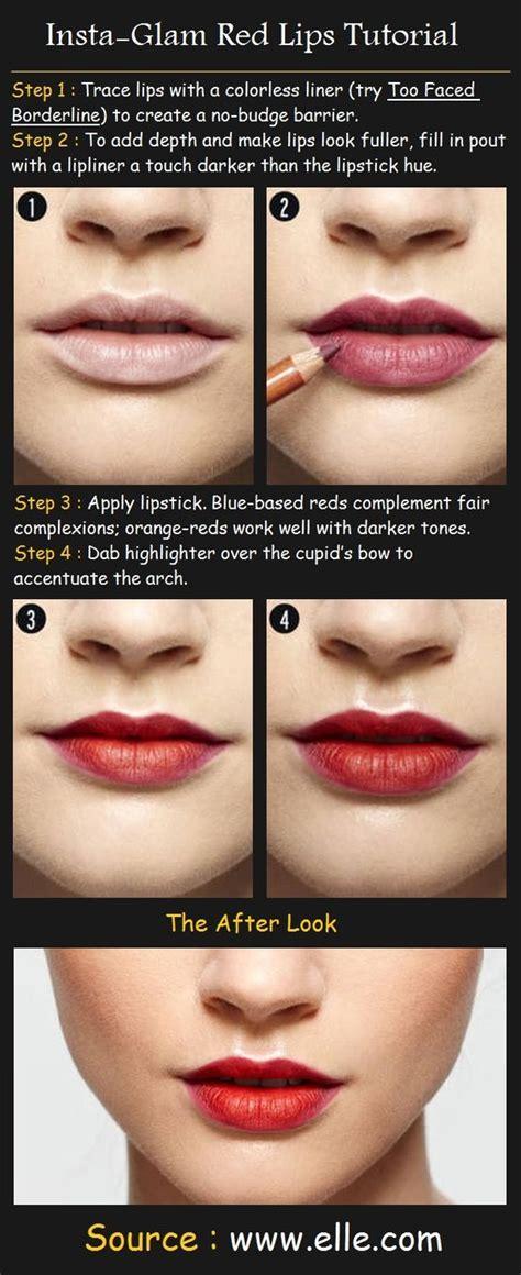 makeup tutorial lips 15 ideas to apply lipsticks like a pro pretty designs
