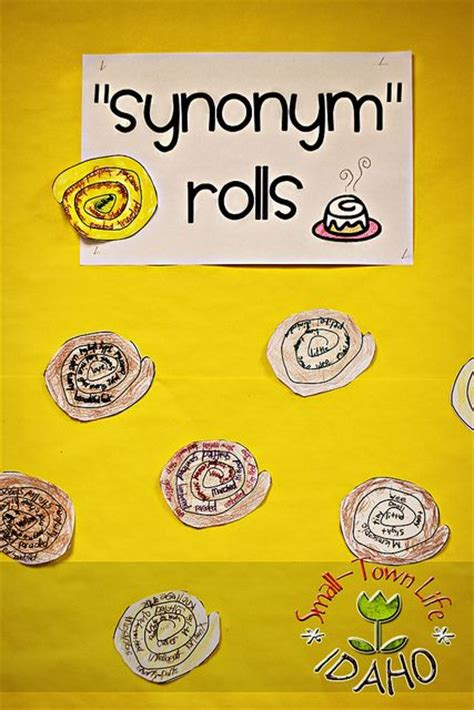 pattern after synonym synonym activities so cute and the words on pinterest