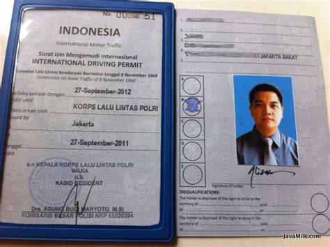 membuat sim lintas provinsi bagaimana caranya menggunakan sim indonesia di australia
