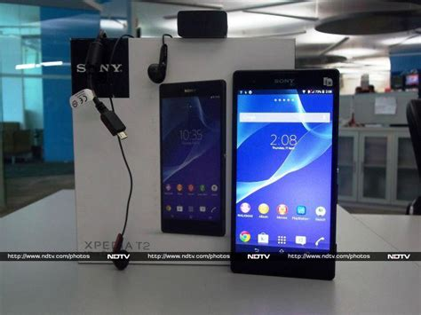 Headset Sony Xperia T2 Ultra sony xperia t2 ultra pictures ndtv gadgets360