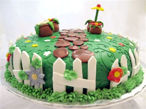 Flower Garden Cake Ideas Flower Garden Cake Ideas Wedding Cake Landscape Design Theory 171 Personal Garden Coach