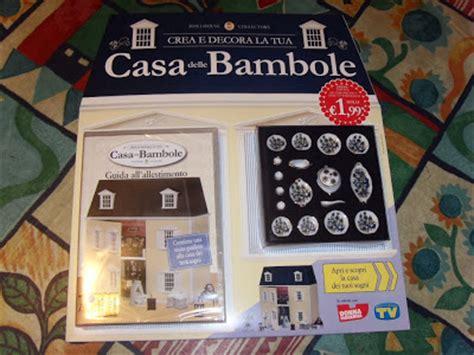 Casa Delle Bambole In Edicola by Le Minis Di Cockerina Miniature In Edicola