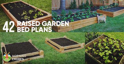 diy raised garden bed plans ideas   build   day