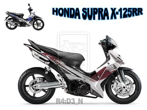Shock Yss Supra 125 Honda Supra X 125rr With Mono Shock Automodif