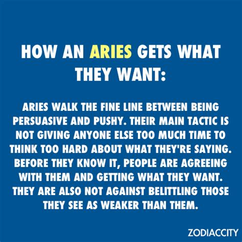 aries the best zodiac sign