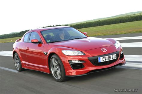 mazda official mazda rx 8 facelift official
