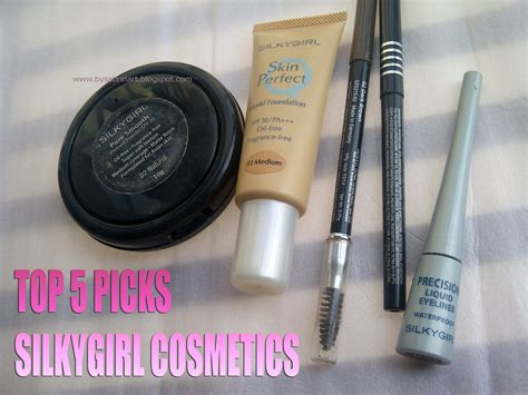 Makeup Silkygirl silkygirl cosmetic my top 5 picks sabrina tajudin