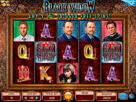 black widow slot  demo game  play