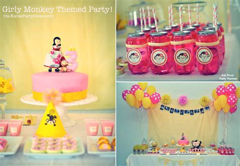 themes for girl bday parties amazing 3rd birthday party themes for girls pinterest