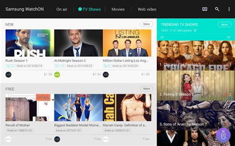 samsung watchon apk app samsung watchon tablets apk for windows phone android and apps