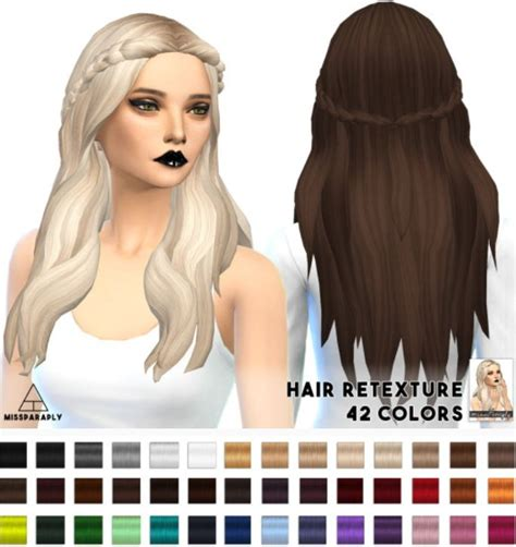 cc hair for sism4 10 best ideas about sims 4 custom content on pinterest