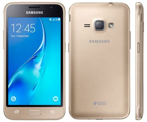 Samsung J1 4g Samsung Galaxy J1 4g J120g With 4g Volte Launched At Rs 6890