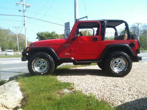 Jeep Wrangler 98 98 Jeep Wrangler Sport Cape Cod Used Cars New