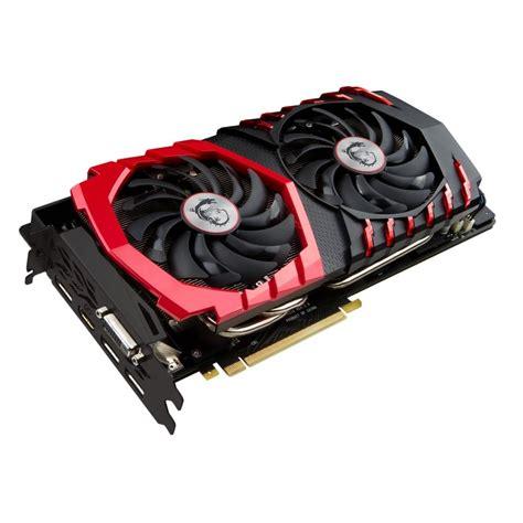 Vga Gtx 1080 Gaming X 8gb Msi Geforce Gtx 1080 Gaming X 8gb Gddr5x 2560 Vr