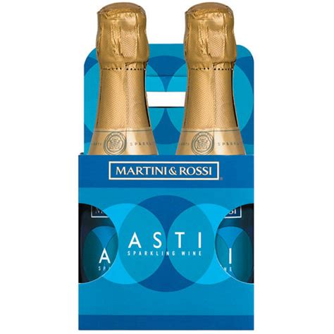 martini and rossi asti mini bottles martini rossi asti sparkling wine 4 pk walmart com