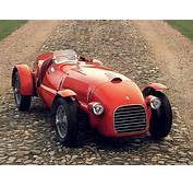 FERRARI 166 Spyder Corsa Specs  1947 1948 1949 1950