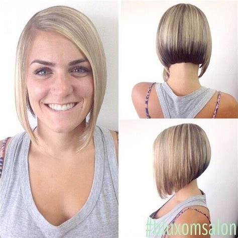 would an inverted bob haircut work for with thin hair inverted bob for older women hairstylegalleries com