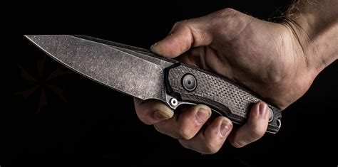 Stedemon One Fixed Blade Knife Bw 10cr15comov Carbon Fiber Pisau stedemon knife company one ub01 fixed 4 1 quot 10cr15comov black stonewashed blade carbon