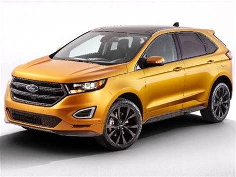 2016 ford edge kelley blue book 2016 ford edge sport pictures kelley blue book