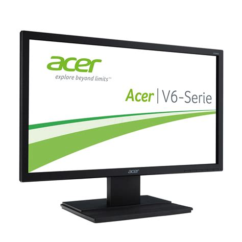 Monitor Acer 16 Inch Second acer v246hl 24 inch hd led monitor widescreen 16 9 ratio 5ms response time ebay