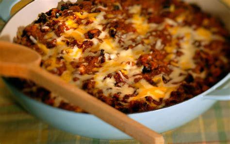 recipe tamale pie casserole california cookbook